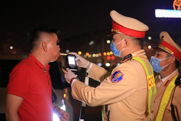 Gần 10 ngày, cảnh sát giao thông cả nước phát hiện hơn 5.700 ma men, ma túy - Ảnh 1.