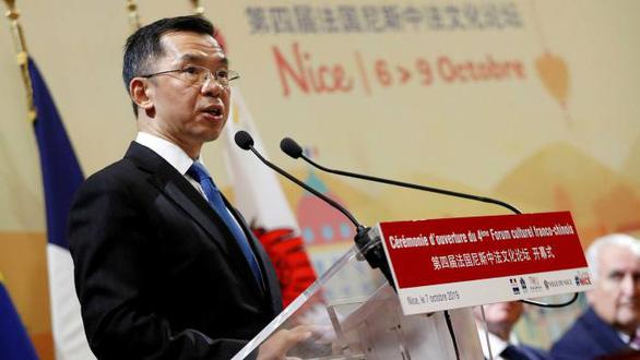 Bắc Kinh ăn miếng, trả miếng, Ý, Đức, Pháp triệu tập đại sứ Trung Quốc - Ảnh 1.