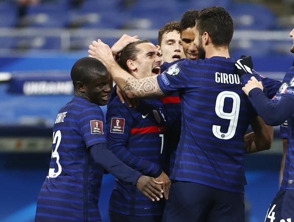 Pháp bị Ukraine cầm chân, Bồ Đào Nha thắng chật vật Azerbaijan - Ảnh 1.