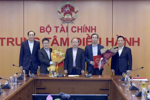 Lộ diện lãnh đạo Sở Giao dịch chứng khoán Việt Nam - Ảnh 1.