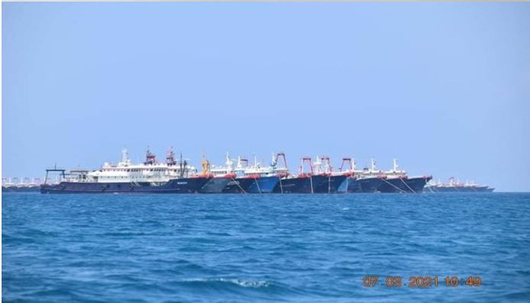 Canada, Mỹ, Nhật, Úc, Anh lên tiếng về Biển Đông, chỉ trích Bắc Kinh - Ảnh 1.