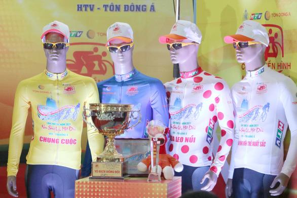 Cuộc đua Cúp truyền hình TP.HCM 2021 có gần 2 tỉ tiền thưởng - Ảnh 2.