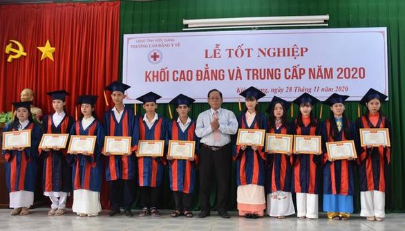 Thực hiện ước mơ cùng Cao đẳng Y tế Kiên Giang - Ảnh 1.