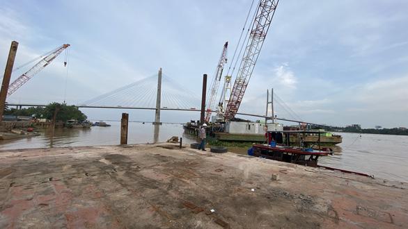 Cao tốc làm xong, cầu Mỹ Thuận 2 không xong thì cũng như không! - Ảnh 1.
