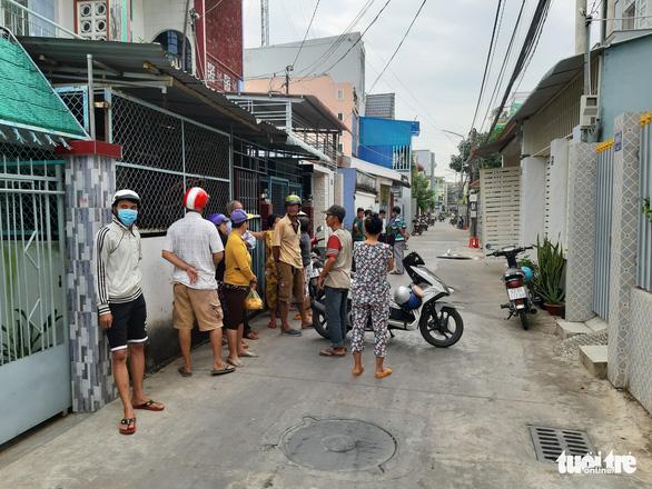 Khởi tố 9 bị can trong vụ nổ súng loạn xạ làm 1 người chết ở Tiền Giang - Ảnh 2.