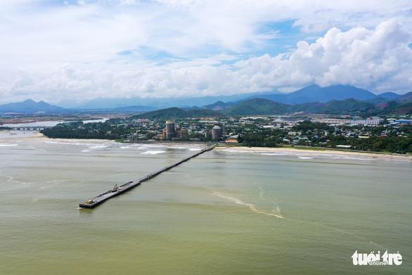 Hơn 3.400 tỉ đồng đầu tư hạ tầng dùng chung dự án cảng Liên Chiểu - Ảnh 1.