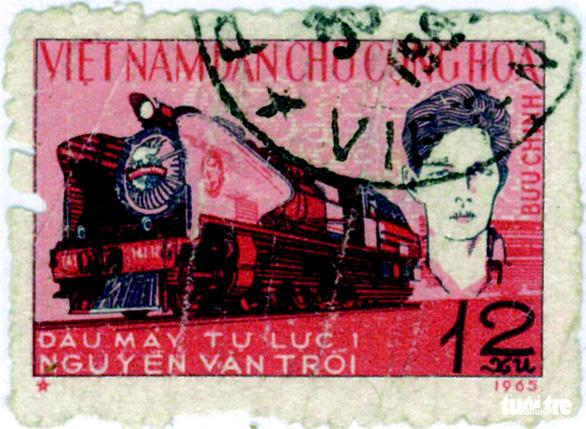 Những người anh hùng trẻ tuổi trên tem bưu chính - Ảnh 6.