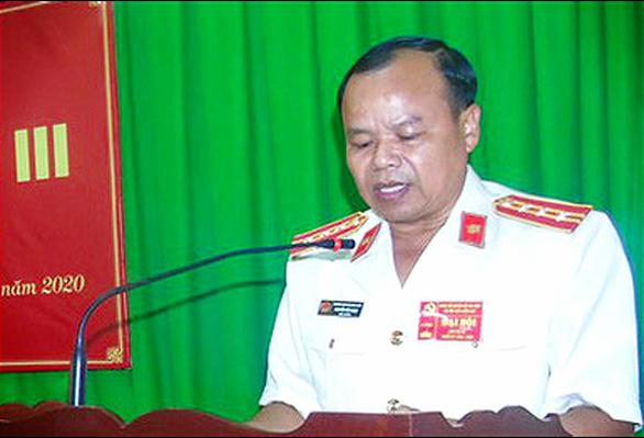 Khiển trách 2 viện trưởng Viện Kiểm sát nhân dân ở Bình Phước - Ảnh 1.