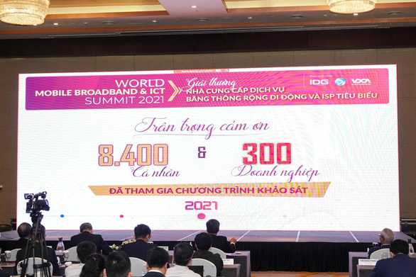 FPT Telecom nhận giải thưởng Chất lượng dịch vụ được Khách hàng hài lòng nhất - Ảnh 2.