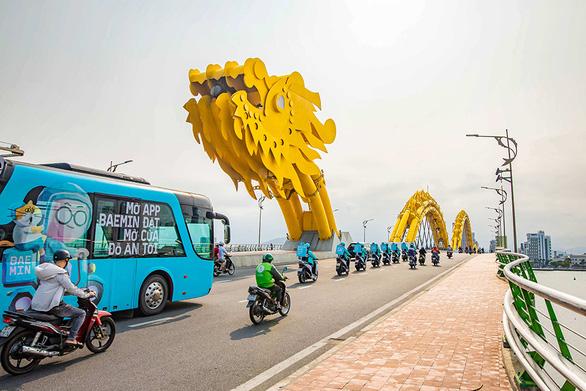 Mở rộng thị trường, BAEMIN tiếp tục triển khai tại Đà Nẵng - Ảnh 1.