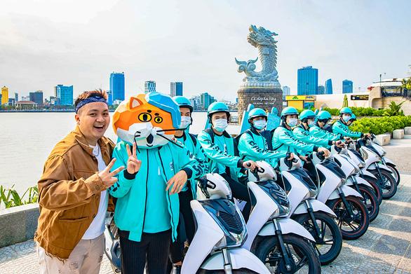 Mở rộng thị trường, BAEMIN tiếp tục triển khai tại Đà Nẵng - Ảnh 2.
