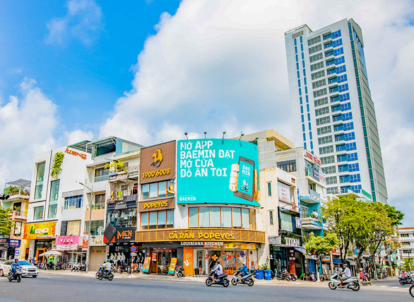 Mở rộng thị trường, BAEMIN tiếp tục triển khai tại Đà Nẵng - Ảnh 3.
