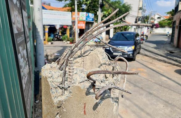EVN kiến nghị sửa quy chuẩn cột điện - Ảnh 1.