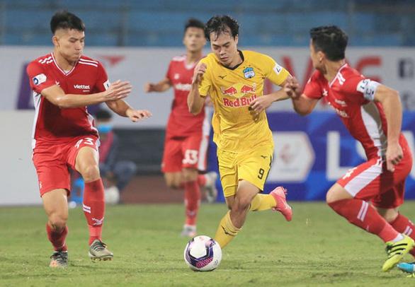 V-League 2021: Hoàng Anh Gia Lai 'xù xì', gai góc hơn xưa - Ảnh 2.