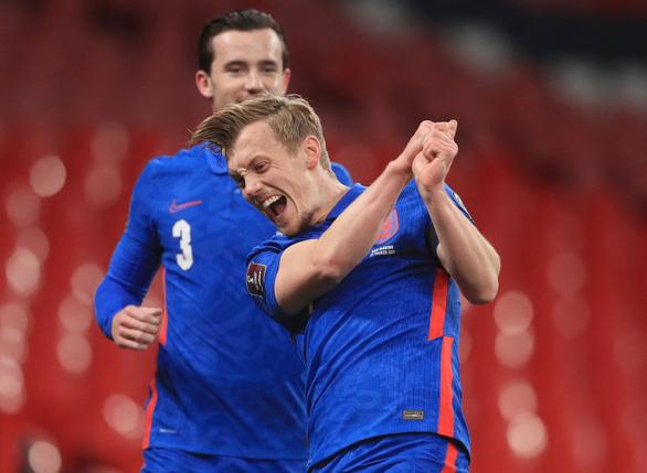 Vắng Harry Kane, tuyển Anh vẫn có thắng lợi 5 sao - Ảnh 1.