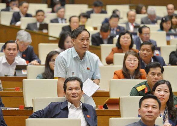 Đại biểu Quốc hội chỉ ra nguy cơ tham nhũng chính sách - Ảnh 1.