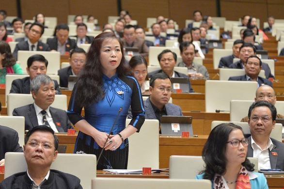 Đại biểu Quốc hội chỉ ra nguy cơ tham nhũng chính sách - Ảnh 2.