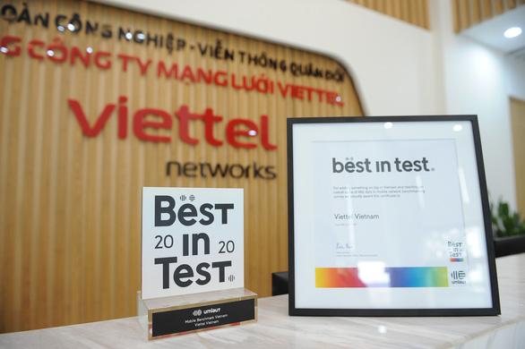 Thấy gì từ việc Viettel nhận Best in test của Umlaut? - Ảnh 1.
