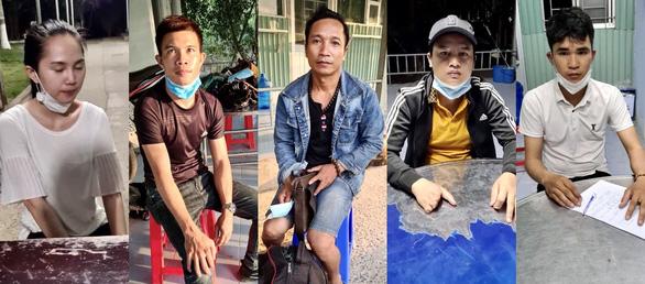 Bắt liên tiếp người từ Nghệ An, Quảng Bình, Kiên Giang về Long An vượt biên - Ảnh 1.