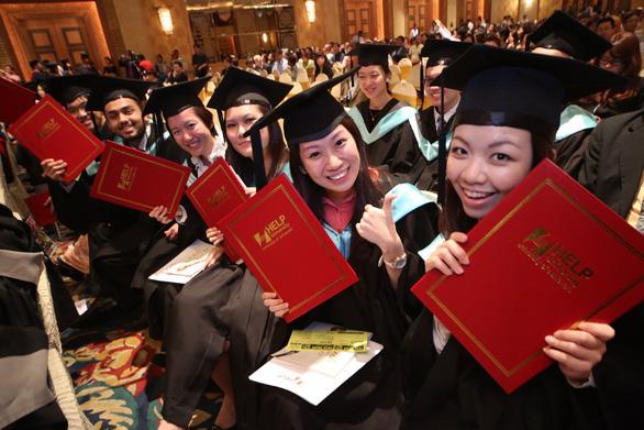 ĐH Tài Chính - Marketing xét tuyển học bạ THPT vào đại học hệ liên kết quốc tế 200 chỉ tiêu - Ảnh 1.