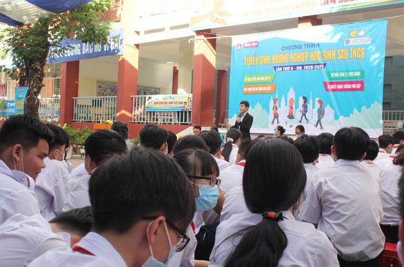 Trường Việt Giao dành 300 chỉ tiêu tuyển sinh vào lớp 10 Hệ Trung Cấp Chính Quy - Ảnh 1.