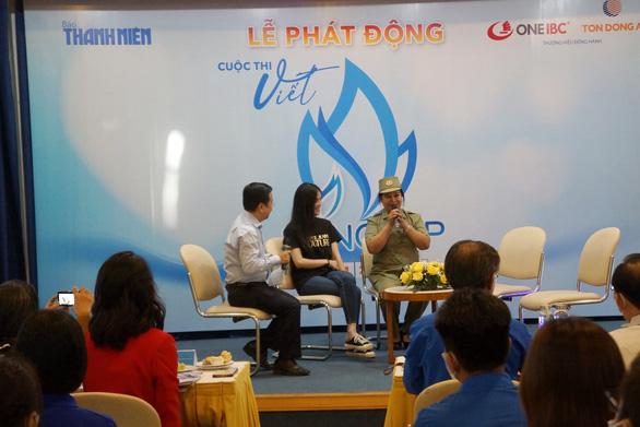 One IBC Việt Nam đồng hành cuộc thi viết 'Sống đẹp' - Ảnh 2.