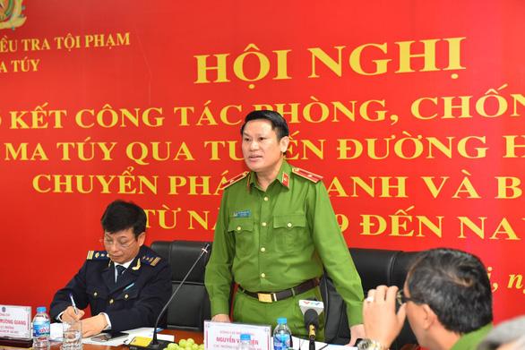 2 năm Hà Nội thu giữ 6 bánh heroin, 37kg và 50.600 viên ma túy qua đường bưu điện - Ảnh 1.