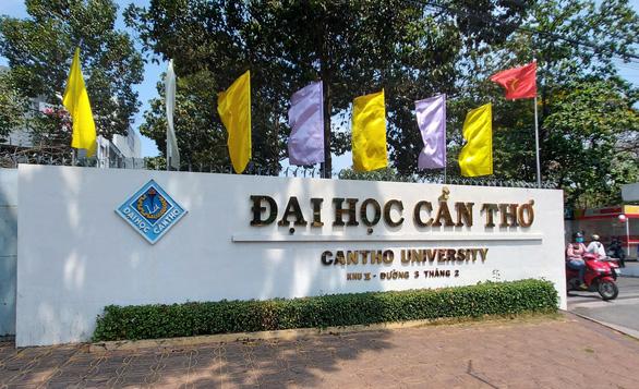 Đại học Cần Thơ sẽ mở khu V tại Sóc Trăng - Ảnh 1.