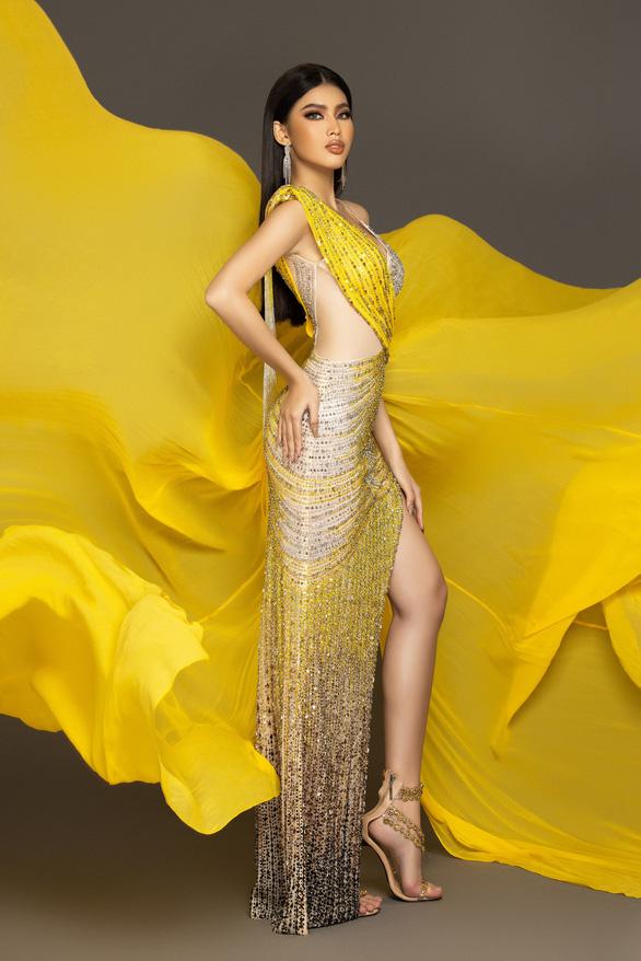 Ngọc Thảo dừng lại ở top 20 Miss Grand International 2020 - Ảnh 7.