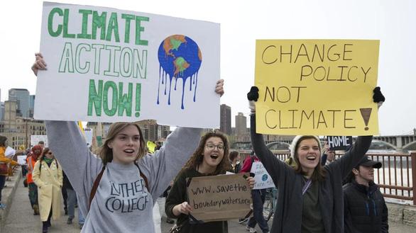 Ông Biden mời ông Putin, ông Tập Cận Bình dự hội nghị thượng đỉnh khí hậu - Ảnh 1.