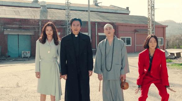 Hoa hậu Lee Ha Nee: Chị đại quyến rũ trong Bộ ba phá án - Ảnh 5.