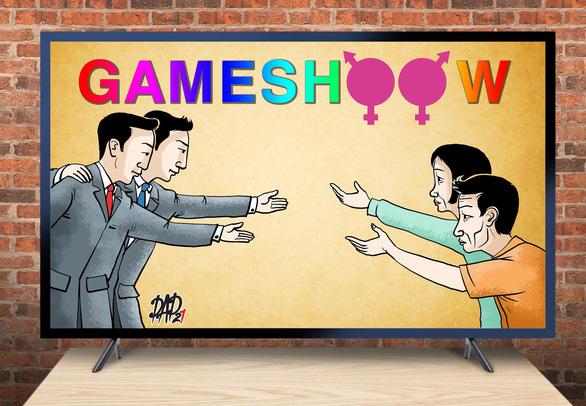 Game show về cộng đồng LGBT: Lo ngại những góc nhìn chệch hướng - Ảnh 1.