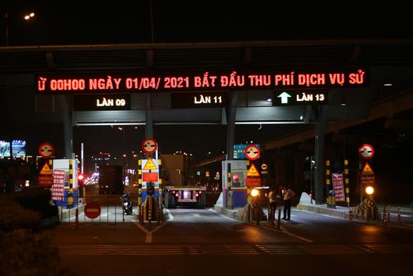 BOT xa lộ Hà Nội thử nghiệm hệ thống thu phí 0 đồng - Ảnh 2.