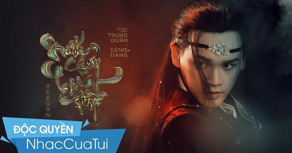 Nguyễn Trần Trung Quân mang chuyện 'trà xanh nam' vào Nước chảy hoa trôi - Ảnh 1.