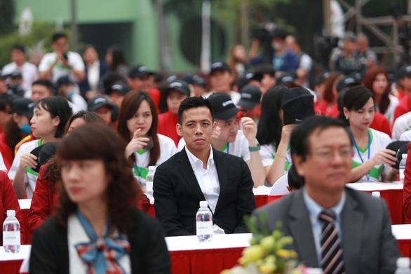 Văn Quyết và các VĐV tiêu biểu được vinh danh trong Ngày thể thao Việt Nam - Ảnh 1.