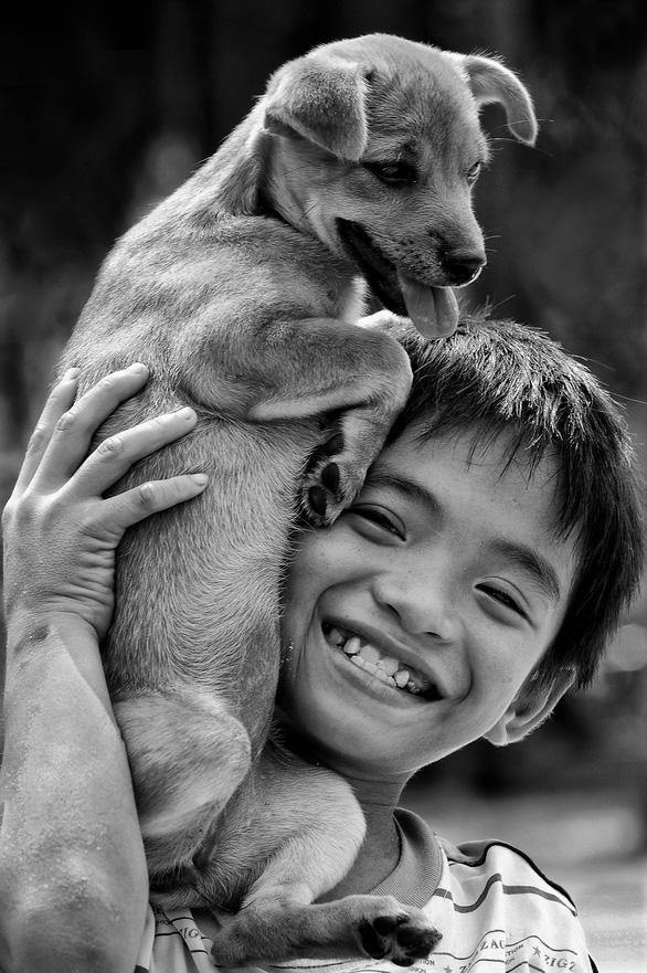 Những nụ cười nhiều cảm xúc của Trần Thế Phong - Ảnh 8.