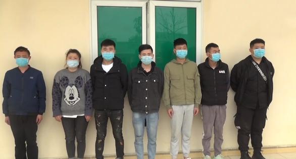 Khởi tố vụ tổ chức đưa người Trung Quốc nhập cảnh Việt Nam trái phép - Ảnh 2.
