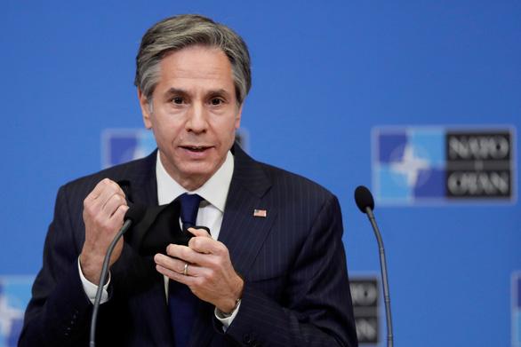 Ngoại trưởng Mỹ: Quan hệ Mỹ - Trung ngày càng đối đầu - Ảnh 1.