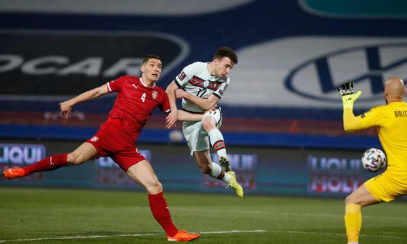Ronaldo bị cướp bàn thắng phút 90+3, Bồ Đào Nha mất 2 điểm quý giá - Ảnh 2.