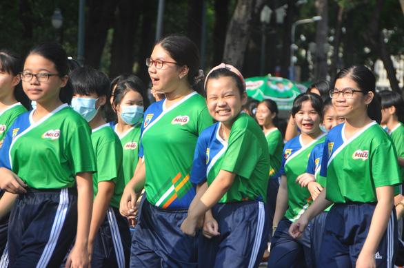 5.000 người tham gia cuộc chạy bộ ngay trung tâm TP.HCM - Ảnh 4.
