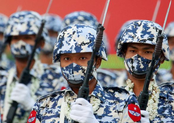 Chỉ huy quân đội 12 nước ra tuyên bố chung, lên án quân đội Myanmar - Ảnh 1.