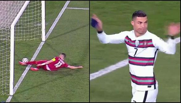 Ronaldo, Bỉ và giải U-19 Việt Nam: Những bàn thắng bị đánh cắp vì thiếu... VAR - Ảnh 2.