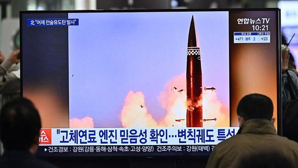 Triều Tiên thăm dò ông Biden - Ảnh 1.