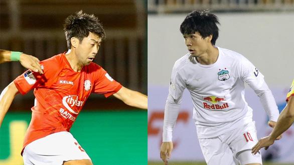 Vòng 6 V-League 2021: Công Phượng so tài Lee Nguyễn - Ảnh 1.