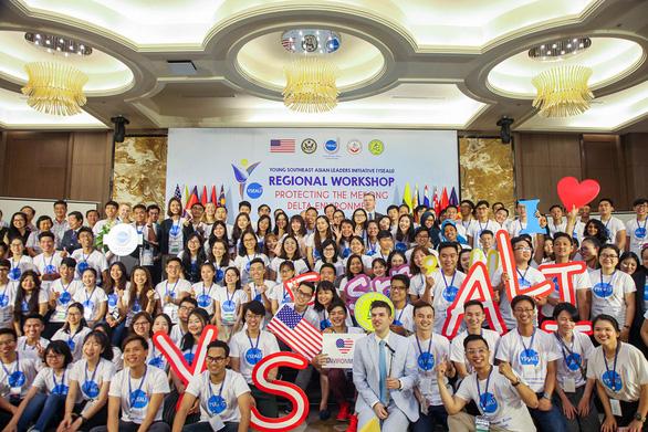 Tìm ứng viên Hội nghị thượng đỉnh sáng kiến thủ lĩnh trẻ Đông Nam Á - Ảnh 1.