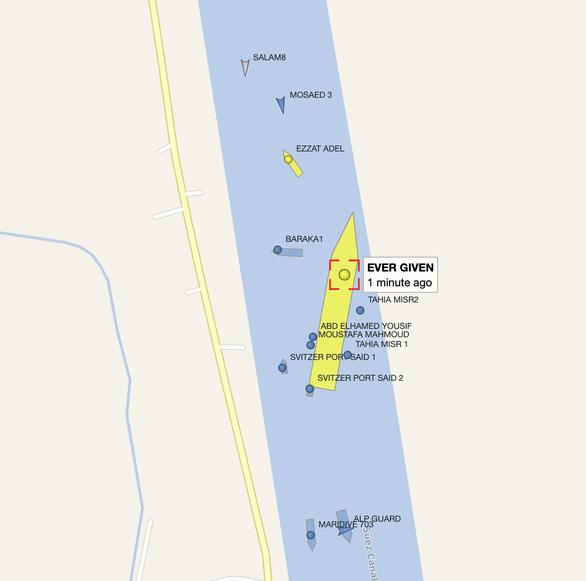 Tổng thống Ai Cập: Đã giải cứu thành công tàu Ever Given kẹt ở kênh Suez - Ảnh 3.