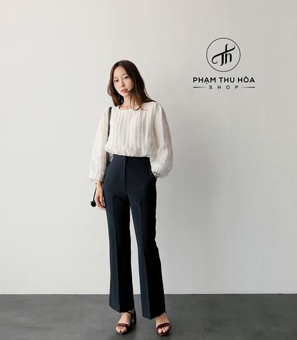 Phạm Thu Hòa Shop - Bao trọn tủ đồ phong cách cho phái nữ - Ảnh 4.