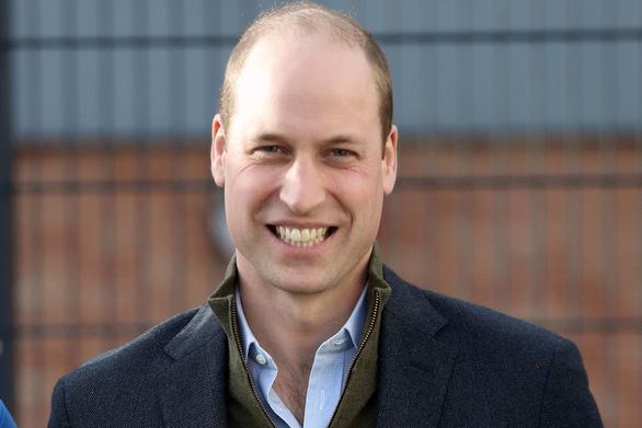 Hoàng tử William là 'người đàn ông hói đầu hấp dẫn nhất thế giới'? - Ảnh 1.