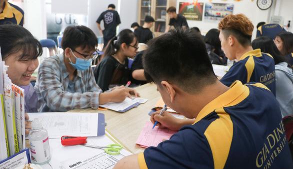 Trường Đại học Gia Định mở rộng cơ sở học tập 10.000m2 ngay trung tâm TP.HCM - Ảnh 3.