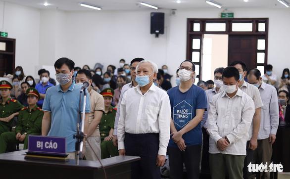Gây thất thoát hơn 437 tỉ, cựu chủ tịch GPBank lãnh 9 năm tù - Ảnh 1.
